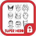 Hero Simple Face protector icon