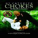 FAVORITE BJJ CHOKES- Jiu Jitsu icon
