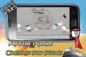 Screenshot of Rage Wars - Meme Shooter