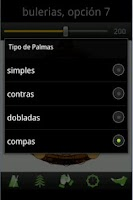 Screenshot of Flamenco Palmas
