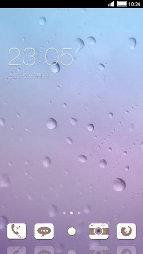 Water Bubbles Theme