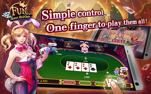 Fun Texas Hold'em Poker  screenshots 6