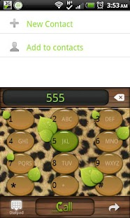 GO CONTACTS - Jungle Cheetah- screenshot thumbnail