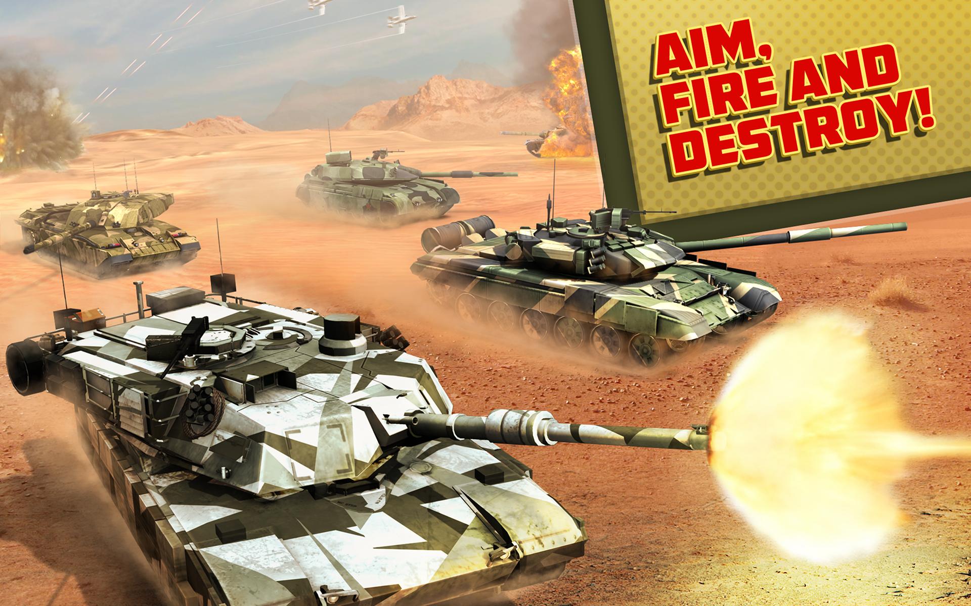 Boom! Tanks screenshot #13