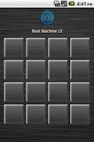 Screenshot of Beat Machine LE