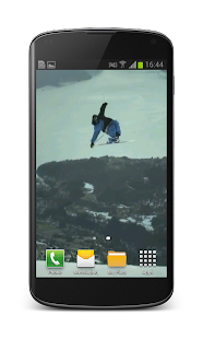 Freestyle Skiing Wallpaper 3D - screenshot thumbnail