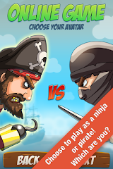 Pirates Vs Ninjas Free Games 2 player game 2p game Apk Download Free for PC, smart TV