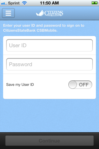 CitizensStateBank CSB Mobile