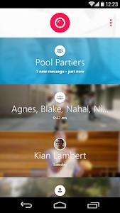 Skype Qik: Group Video Chat v1.9.0.6513