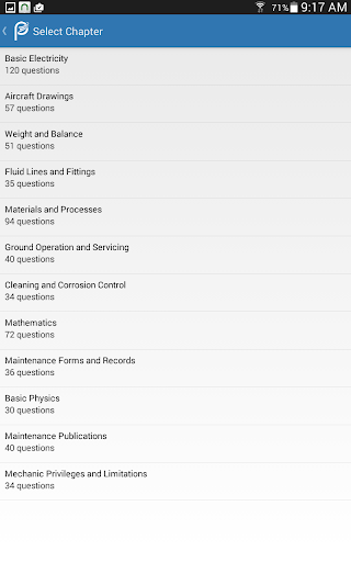 Screenshot for Prepware General in Hong Kong Play Store