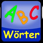 ABC deutsch lernen Grundschule