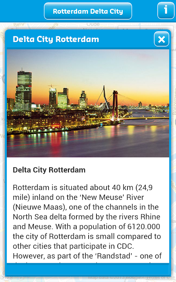 Delta City Rotterdam- screenshot
