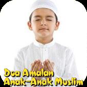 Doa Harian Anak-Anak Muslim