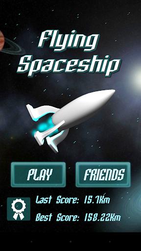 Flying Spaceship