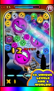Rainbow Trail - Bubble Shoot - screenshot thumbnail