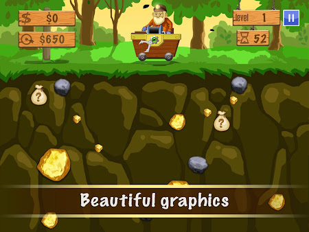 Gold Miner Deluxe 1.2.4 screenshot 356033