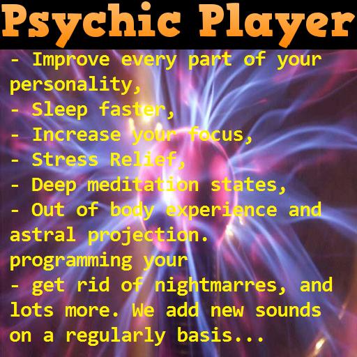 Psychic Sounds & Music Player LOGO-APP點子