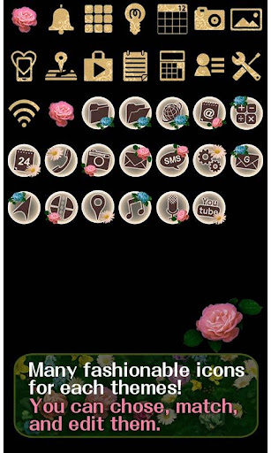 Classy Theme-Roses in Bloom- 1.0 Windows u7528 4