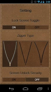 Zipper Lock FishSkin Coll.- screenshot thumbnail