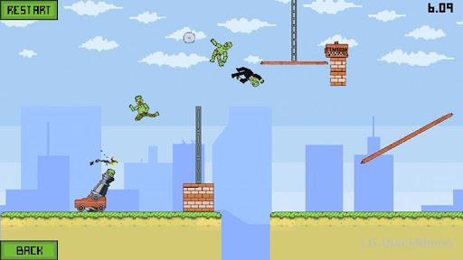 Blaster Ragdoll Zombie 1 screenshots 2