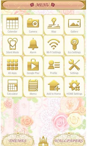 Golden Pastel Wallpaper Theme 1.4 Windows u7528 2