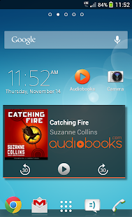Audiobooks - screenshot thumbnail