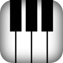 de piano oitava-wav icon