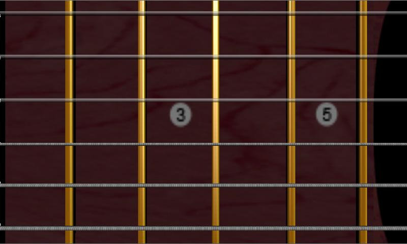 Mobile Guitar Nylon- screenshot