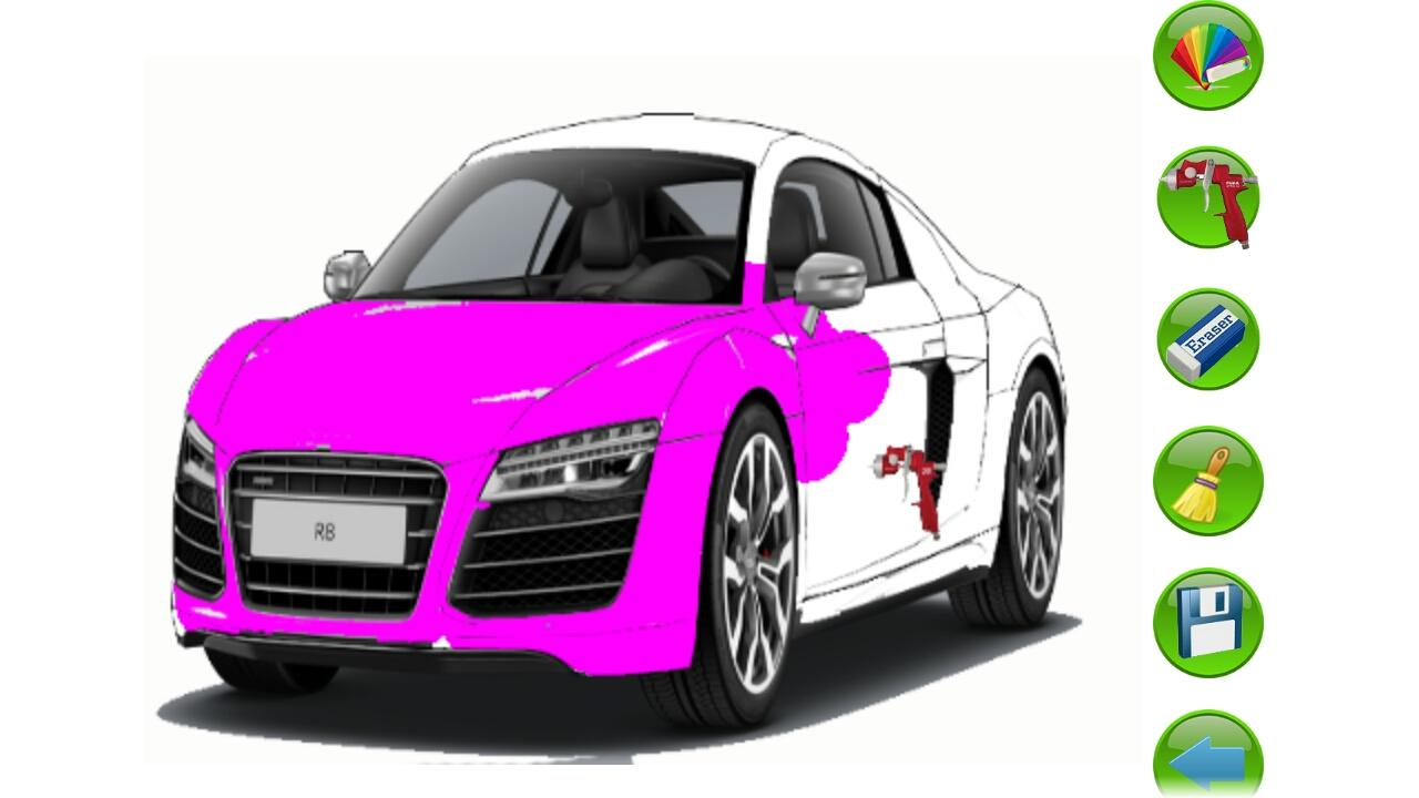Paint your car 2. - screenshot