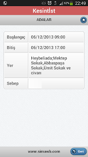 Kesintİst- screenshot thumbnail