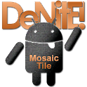 Mosaic Tile Orange CM11 Theme icon