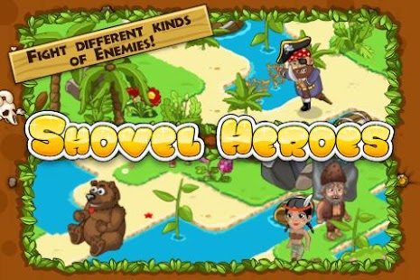 Shovel Heroes- screenshot thumbnail