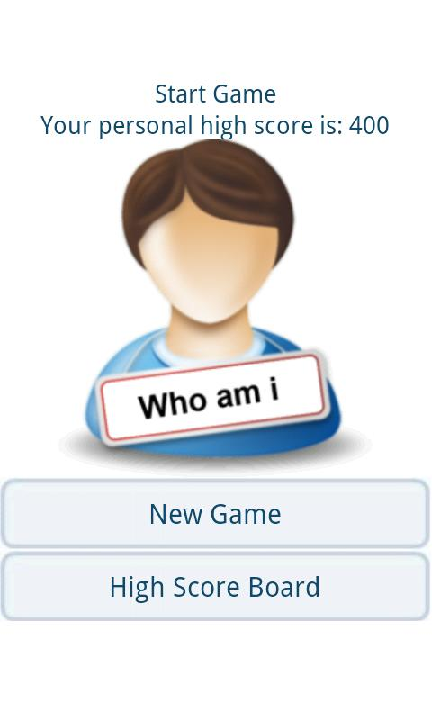 Who Am I?- screenshot