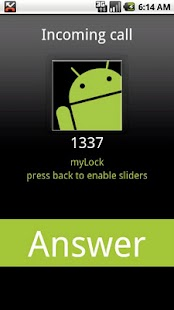 myLock droid phone tools -BETA - screenshot thumbnail