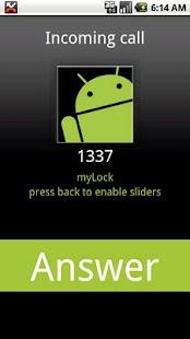 myLock droid phone tools -BETA - screenshot thumbnail