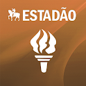 Olimpíadas 2012 no Estadão logo