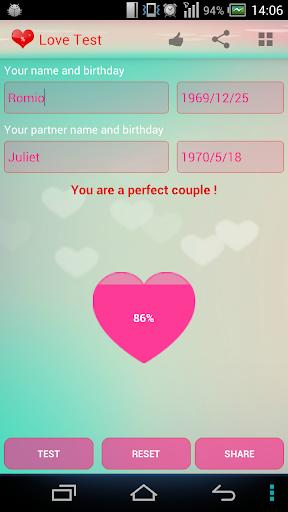 玩免費漫畫APP|下載Love Test app不用錢|硬是要APP