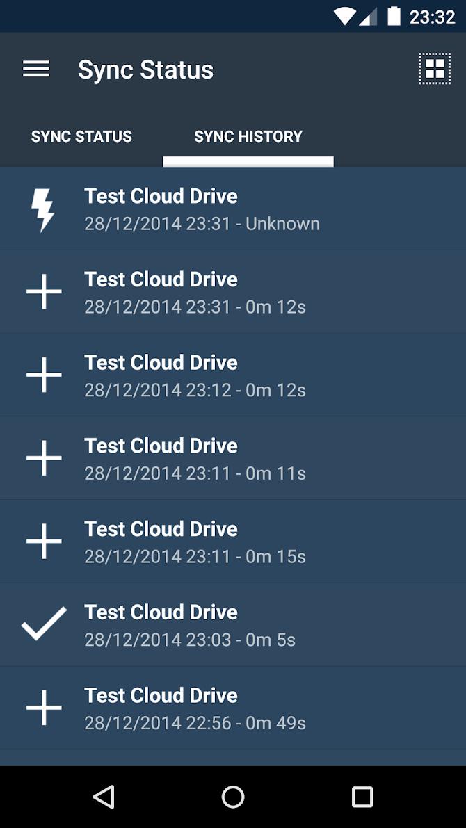FolderSync Pro Android 7