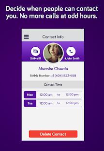 Private Text Messaging Calls - screenshot thumbnail