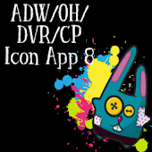 Icon App 8 ADW/OH/DVR/CP