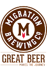 Logo for Migration Brewing Company