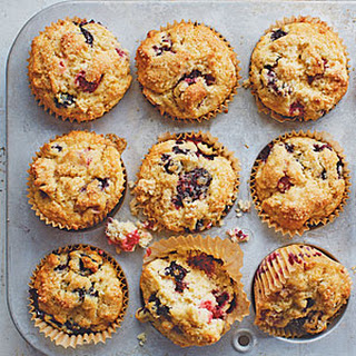 Fruit of the Forest Muffins.