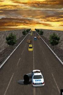 3D新秀警匪的 賽車遊戲 App-癮科技App