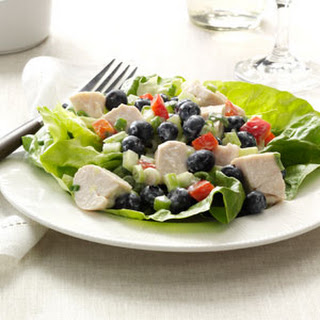 Blueberry Chicken Salad