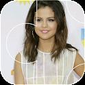 Selena Gomez Jigsaw HD logo