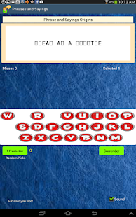 Solve Sayings Lite - screenshot thumbnail