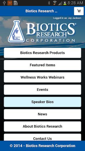 Biotics Research Mobile