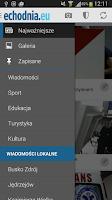 Screenshot of Echo Dnia