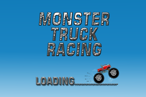Fun Monster Truck Race 2 Screenshot