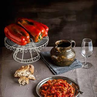 La Mancha-style Grilled Pepper and Tomato Spread.